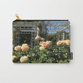 Huntington Roses: III Carry-All Pouch