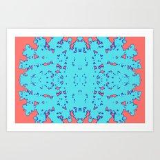 4287 Art Print