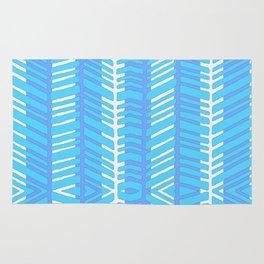 Blue Herring Rug