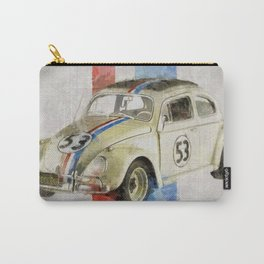 Bugs Not Dead ! (Here's come herbie...) Carry-All Pouch
