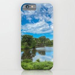 Lamplighter Pond iPhone Case