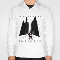 book cover Hoodies featuring Infected - Book Cover by svitka