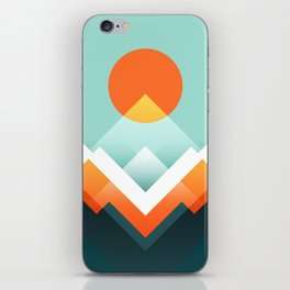 Everest iPhone Skin