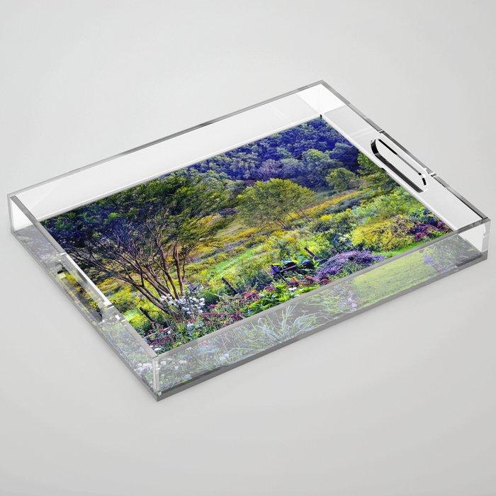 My View Acrylic Tray