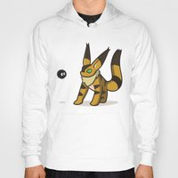 nausicaa Hoodies featuring Teto meets Soot sprite by KickPunch