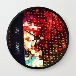 Cosmo #7 Wall Clock