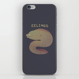 Eelings iPhone Skin
