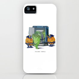 Collared Greens iPhone Case