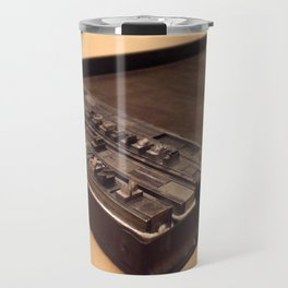 Ready to be Kissed or Bitten Travel Mug