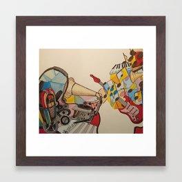 Melody Framed Art Print