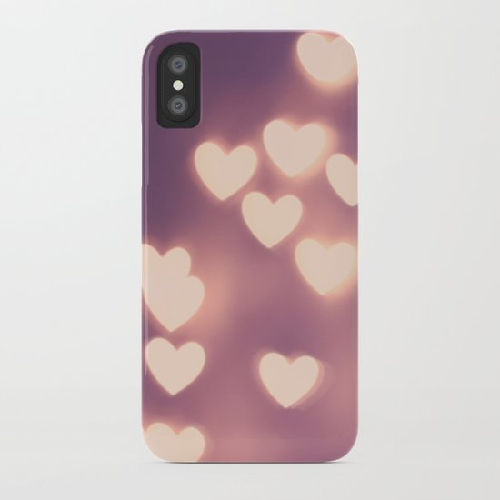 Your Love is Electrifying iPhone Case