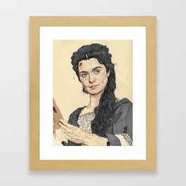 Sarah Churchill, Duchess of Marlborough Framed Art Print