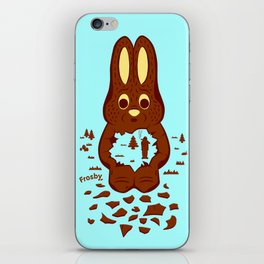 Chocolate Hunting iPhone Skin