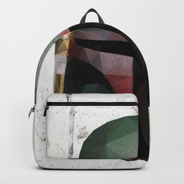 Boba Fett Low Poly Backpack