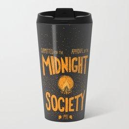 Are You Afraid of the Dark? Travel Mug
