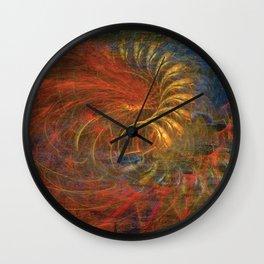 Evolution-Z Wall Clock
