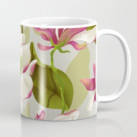 magnolia bloom - daytime version Mug