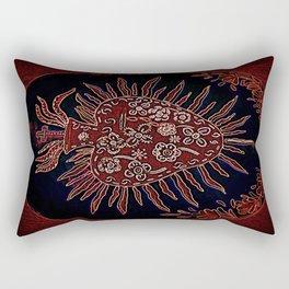 Sacred Heart Rectangular Pillow