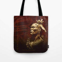 First Peoples Power - Woodland -red Tote Bag