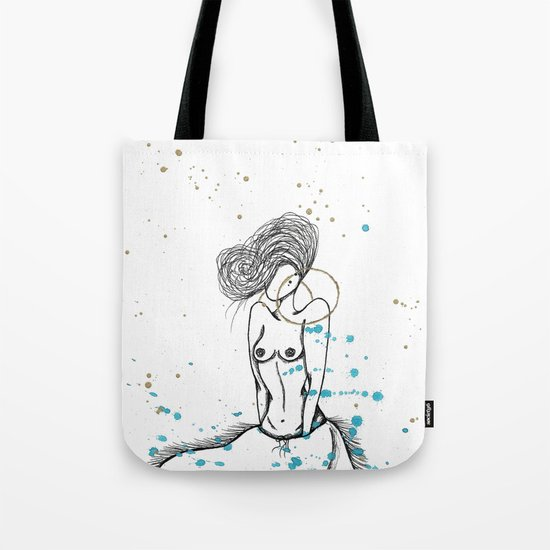 Real Fly Belle Tote Bag
