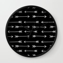 Arrows #2 Wall Clock
