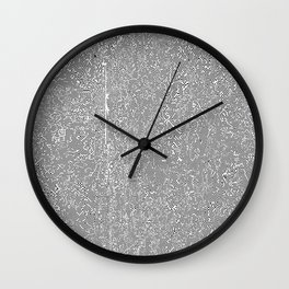 silicon iv Wall Clock