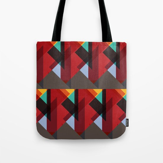 Crazy Abstract Stuff Tote Bag