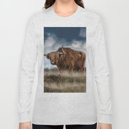 SHAGGY Long Sleeve T-shirt