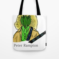 Peter Rampton Tote Bag