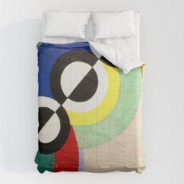 """Robert Delaunay """"Rythmes"""", 1934 Comforters"""