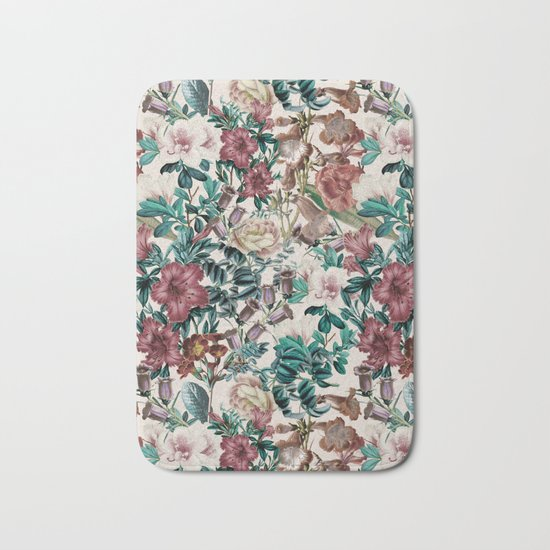 DREAM GARDEN II Bath Mat