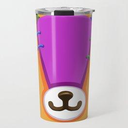 Animal Crossing Stitches the Cub Travel Mug
