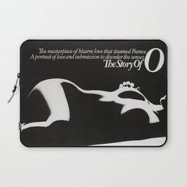 Vintage Film Poster - Story of O (1975) Laptop Sleeve