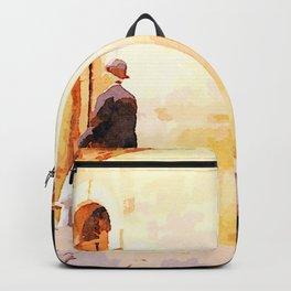 Vulture: old shoemaker Backpack