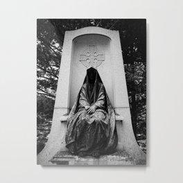 MYSTERIOUS   Metal Print