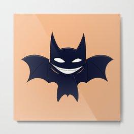 Vampire Bat Metal Print