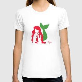 Ariel Silhouette T-shirt