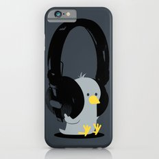 Le poussin mélomane iPhone 6 Slim Case
