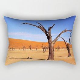 Dead Vlei Namibia II Rectangular Pillow