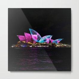 Sydney Vivid 2017 Metal Print