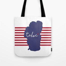 Lake Tahoe, USA Tote Bag