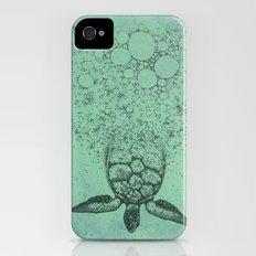 Into_The_Sea Slim Case iPhone (4, 4s)