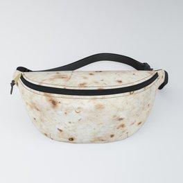 snackbreak; taco burrito flour tortilla  Fanny Pack