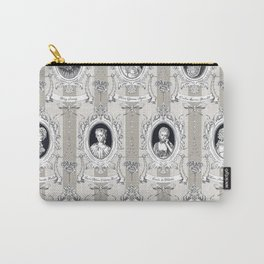 Science Women Toile de Jouy Carry-All Pouch