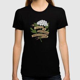 Handmaid's Tale - NOLITE TE BASTARDES CARBORUNDORUM (color) T-shirt