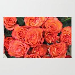 Sunshine Roses Rug