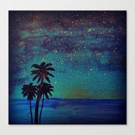 Seaside Impressions Canvas Print