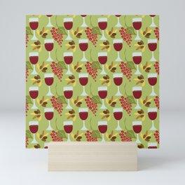 Wine lover Mini Art Print