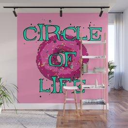 Circle of Life Wall Mural