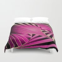 cocktail Duvet Covers featuring Cocktail  by HK Chik